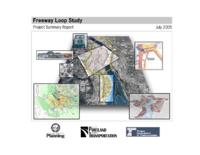 Freeway loop study: project summary report, I-5/405 freeway loop study
