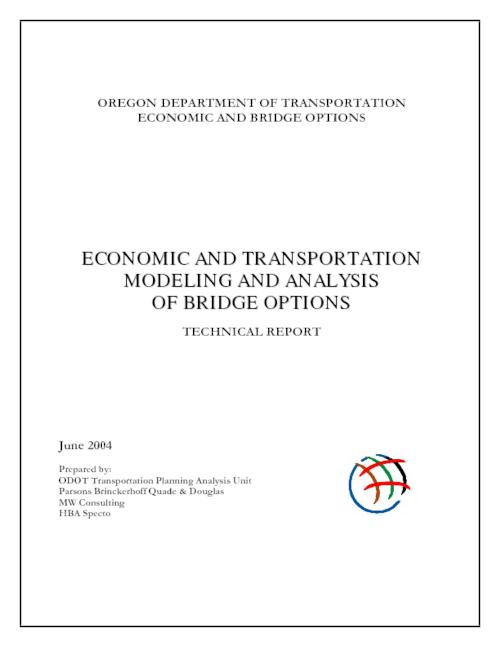 Title from PDF cover (viewed on October 18, 2017)., This archived document is maintained by the State Library of Oregon as part of the Oregon Documents Depository Program. It is for informational purposes and may not be suitable for legal purposes., Includes bibliographical references (pages 55-57)., Funded in part by the Federal Highway Administration, U.S. Department of Transportation., Mode of access: Internet from the Oregon Government Publications Collection., Text in English.