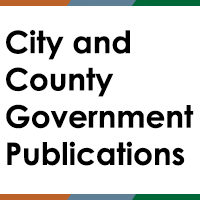 City and County Government Publications