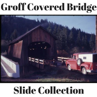 Groff Covered Bridge Slide Collection