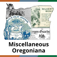 Miscellaneous Oregoniana