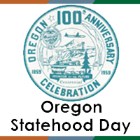Oregon Statehood Day