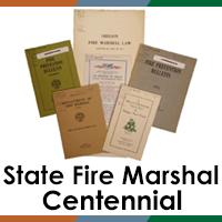 State Fire Marshal Centennial